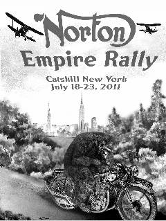 The Norton Empire Rally